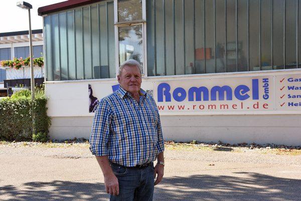 Karl Heinz Rommel